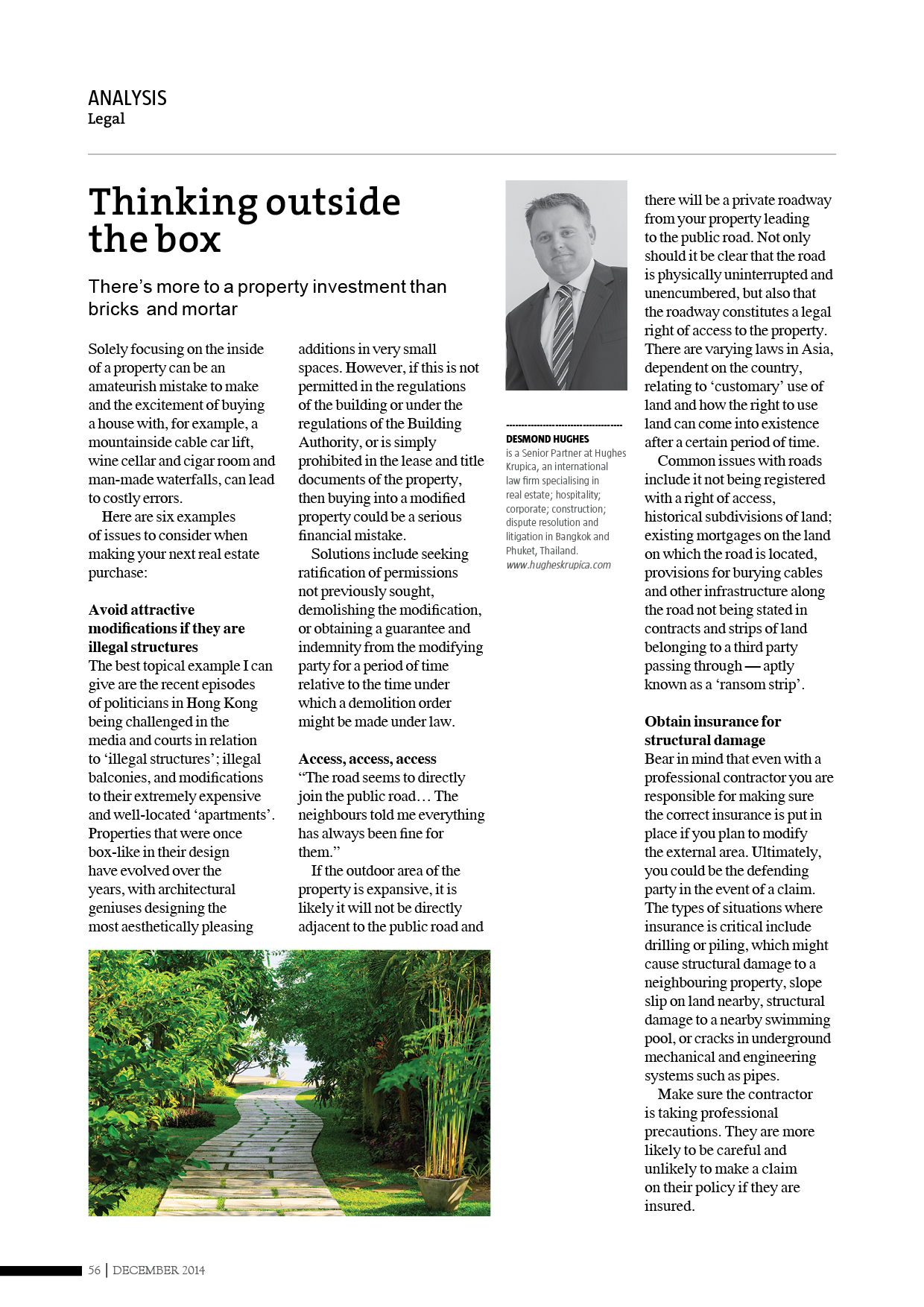 Thinking Outside the Real Estate Box