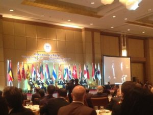 Prime Minister General Prayuth Addresses the JFCCT and Foreign Investment Community
