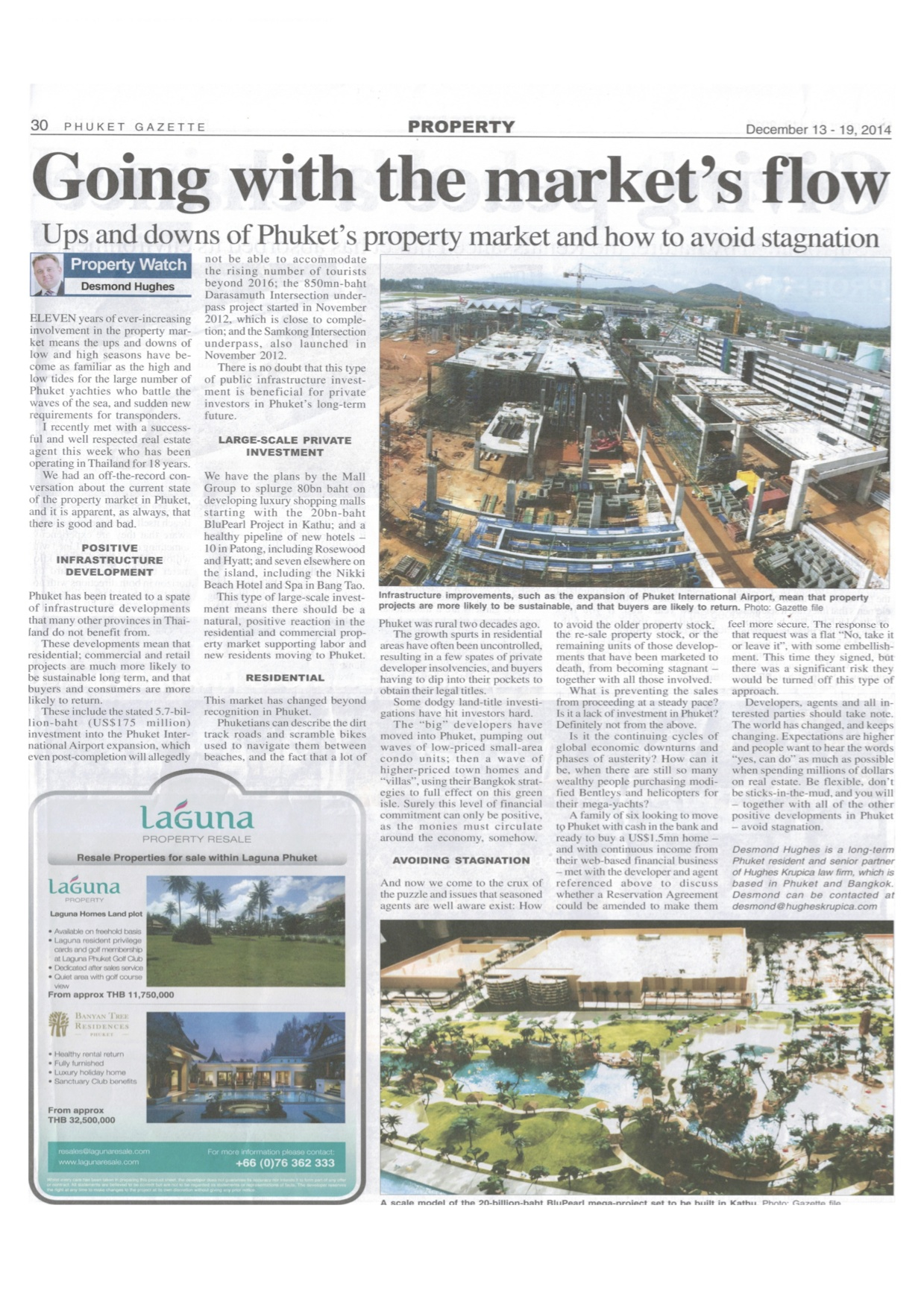 Going with the market's flow – 1st Phuket Gazette Property Watch Article