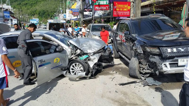 Legal liability - Negligence on the road